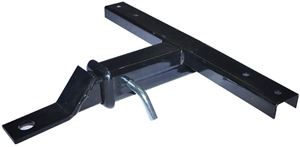 Picture of Trailer Hitch. Will fit E-Z-Go TXT