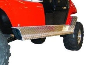 Picture of 28387 Diamond Plate Combo for Yamaha G14/G16/G19/G22