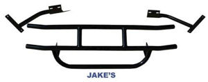 Picture of 30844 BRUSH GUARD BLACK EZGO 1994.5 UP MED/TXT Made to Order