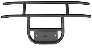 Picture of BRUSH GUARD FRONT TUBULAR (Black)  CC 81-up
