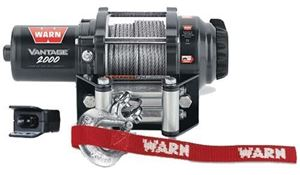 Picture of 54029 Winch (Warn/Vantage 2000) 12V
