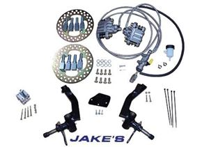 Picture of 7244 Hydraulic brakes CC 81-03 DS (Non-lifted)