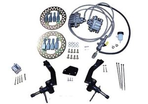 Picture of 7250 Hydraulic brakes CC 04-08½ DS (Non-lifted)