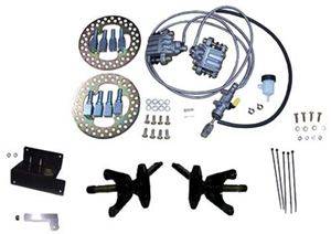 Picture of 7284 Hydraulic brakes CC 04-08½ DS Long Travel (Lifted)