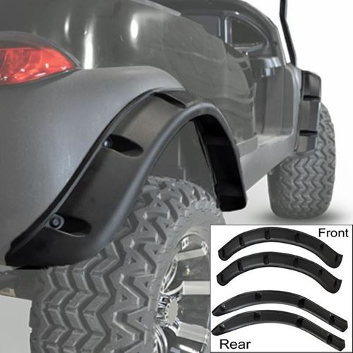 Picture of 03-100 GTW Fender Flares for Club Car Precedent