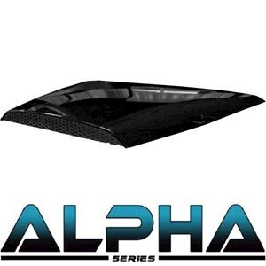 Picture of 05-043 Black Alpha Series Hood Scoop for Precedent