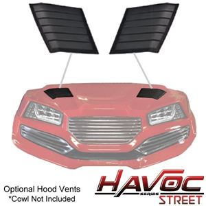 Picture of 05-056 Havoc Series Hood Vents for Yamaha Drive
