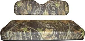 Picture of 30707 CAMO VINYL SEAT COVER SET CLUB CAR PRECEDENT 04-UP