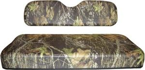 Picture of 30708 CAMO VINYL SEAT COVER SET E-Z-GO MARATHON 1976-94