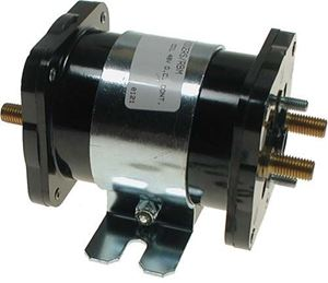 Picture of 1130 Solenoid, 48V 6P, silver (HD)