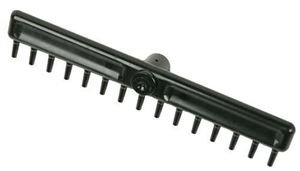 Picture of 31374 RAKE HEAD BLACK