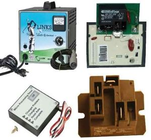 Picture for category Chargers, Cord Sets, Receptacles & Charger Parts (Club Car)