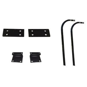 Picture of 26-114 E-Z-GO RXV Mounting Brackets & Struts for Triple Track Extended Tops with Genesis 150 Seat Kits