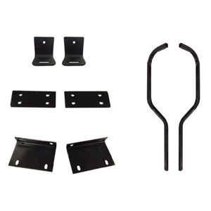 Picture of Back Ordred 26-119 Club Car Precedent Mounting Brackets & Struts for Triple Track Extended Tops with Genesis 300 Seat Kits