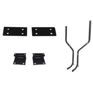 Picture of 26-120 E-Z-GO TXT/T48 Mounting Brackets & Struts for Triple Track Extended Tops with Genesis 300 Seat Kits