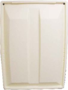 "Picture of 35025 TOP ONLY, CC CARRYALL, 56"" WHITE"