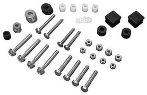 Picture of 9263 HARDWARE KIT, FOR OEM TOP,EZ 94-UP MED/TXT