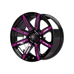 Picture of 19-070-PNK Pink Inserts for Illusion 14x7 Wheel