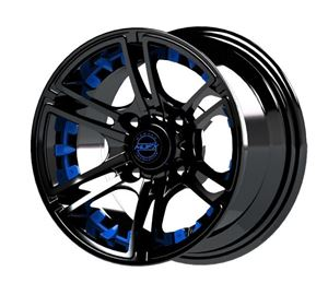 Picture of 19-071-BLU Blue Inserts for Mirage 10x7 Wheel