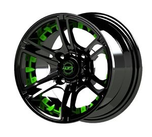 Picture of 19-071-GRN Green Inserts for Mirage 10x7 Wheel