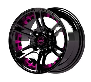 Picture of 19-071-PNK Pink Inserts for Mirage 10x7 Wheel