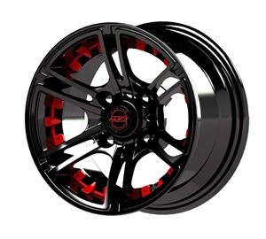 Picture of 19-071-RED Red Inserts for Mirage 10x7 Wheel