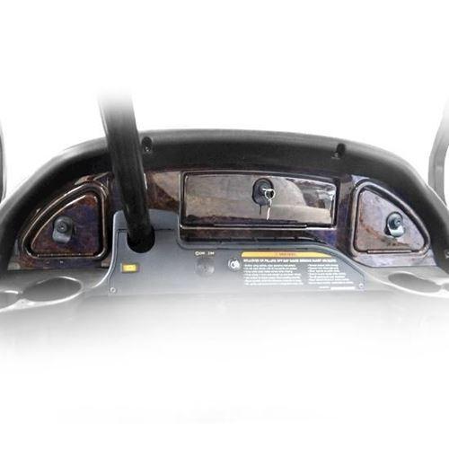 Picture of 23-002 08+ Wood grain dash fit Club Car Precedent