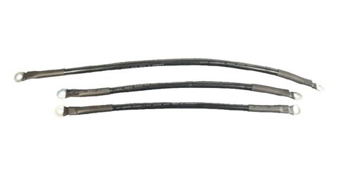 Picture of 24-013 Battery Cables 6awg for Yamaha Drive w/ 12v Batteries