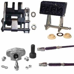 Picture for category Brake Pedals, Cables & Parts (Club Car)