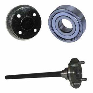 Picture for category Rear Axles & Parts (Club Car)