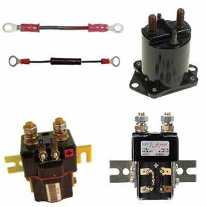 Picture for category 48-Volt Solenoids & Parts (Club Car)