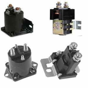 Picture for category 36-Volt Solenoids & Parts (Club Car)
