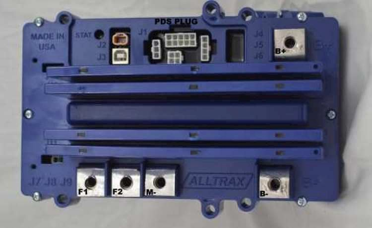 Picture of ALLTRAX XCT-48300-PDS 300 AMP Speed Controller  *Free Shipping
