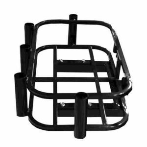 Picture of 01-079 Hitch Mount Cooler/ Rod Holder Rack for Madjax Genesis 250/300 Rear Seats