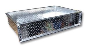 Picture of MJCB8000A ALUMINUM CARGO BOX (REQUIRES MOUNTING BRACKETS)