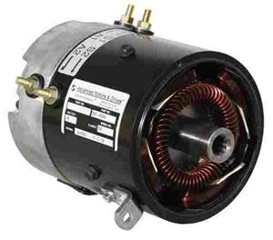 Picture for category Yamaha G1 - G9 Electric Motor