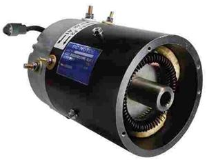 Picture of No Longer Available 30997 HITACHI MOTOR 3.5 HP YAMAHA G22 - STOCK