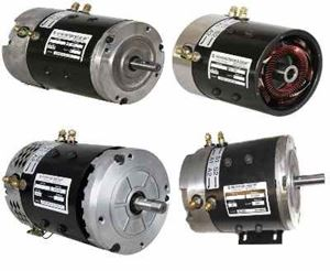 Picture for category Taylor Dunn Electric Motors