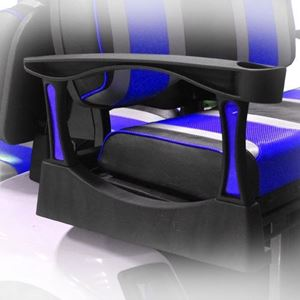 Picture of 01-024-BLU Blue Inserts for Genesis300/250 Armrest