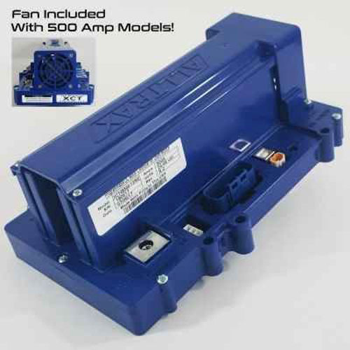 Picture of XCT-48500-YDRE 500 Amp Speed Controller with Fan for Yamaha Drive G29 *Free Priority Shipping US 48 States.