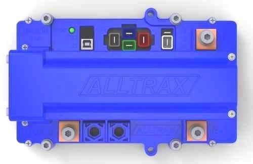 picture of alltrax sr-48500 500 amp 36 - 48 volt speed controller ezgo,