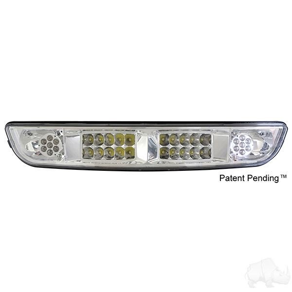 Picture of LGT-109L LED Headlight Bar, E-Z-Go Medalist/TXT w/ Aftermarket Plugs 94-13