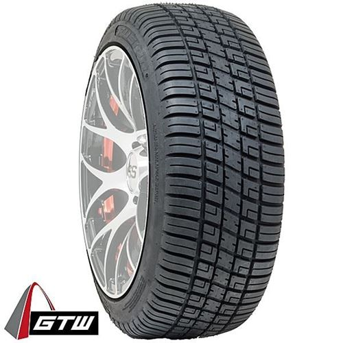 Picture of 20-042 205/50-10 GTW Fusion Low Pro Street Tire No Lift Required