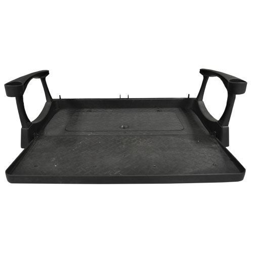 Picture of 01-022 G250 Rear Seat - Box 1 - Frame, Armrest, Foot Plate
