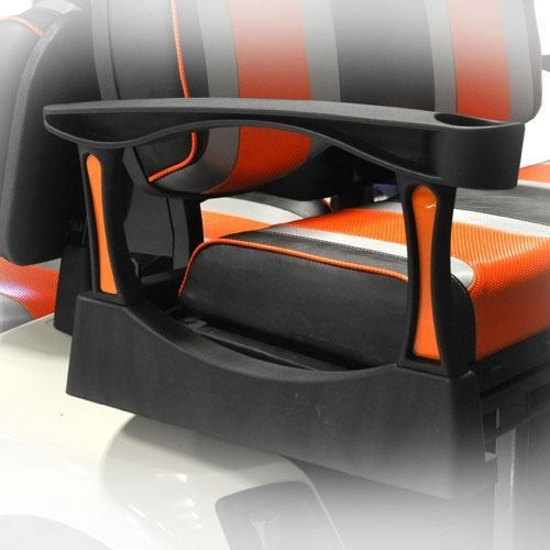 Picture of 01-024-ORG Orange Inserts for Genesis300/250 Armrest