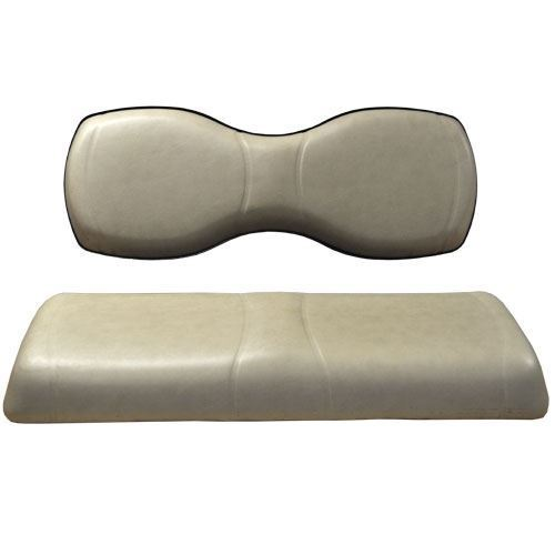 Picture of 01-058 G300/250 Rear Seat Cushion Set for E-Z-Go RXV - Sandstone
