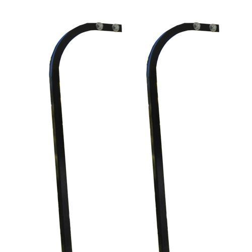 Picture of 01-086 Extended Top Aluminum Candy Cane Struts for G150 Precedent