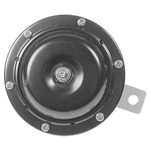 Picture of Chrome Horn, Two Terminal 12-Volt