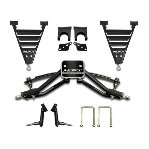 """Picture of 16-044 MJFX Club Car Precedent 4"""" HD Lift Kit (Years 2004-Up)"""