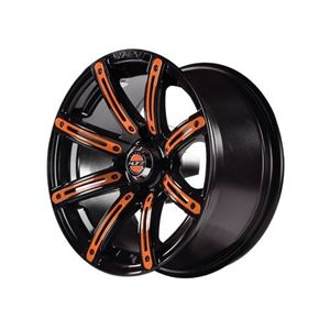 Picture of 19-070-ORG Orange Inserts for Illusion 14x7 Wheel